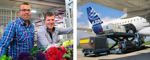 Globizz regelt het juiste transport, afgestemd op uw producten en de bestemming.
